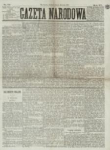 Gazeta Narodowa. R. 15 (1876), nr 76 (2 kwietnia)