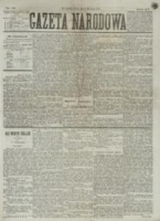 Gazeta Narodowa. R. 15 (1876), nr 78 (5 kwietnia)