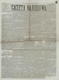 Gazeta Narodowa. R. 15 (1876), nr 82 (9 kwietnia)