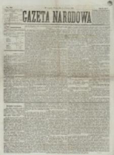 Gazeta Narodowa. R. 15 (1876), nr 83 (11 kwietnia)