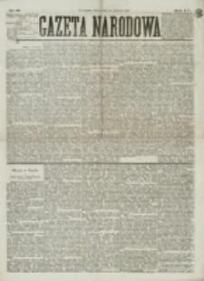 Gazeta Narodowa. R. 15 (1876), nr 87 (15 kwietnia)