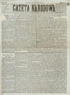 Gazeta Narodowa. R. 15 (1876), nr 89 (19 kwietnia)