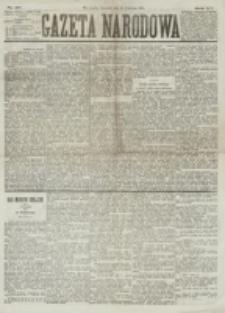 Gazeta Narodowa. R. 15 (1876), nr 90 (20 kwietnia)