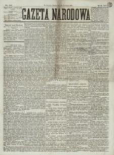 Gazeta Narodowa. R. 15 (1876), nr 92 (22 kwietnia)