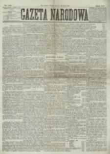 Gazeta Narodowa. R. 15 (1876), nr 94 (25 kwietnia)
