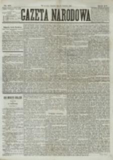 Gazeta Narodowa. R. 15 (1876), nr 96 (27 kwietnia)