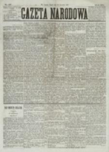 Gazeta Narodowa. R. 15 (1876), nr 97 (28 kwietnia)