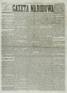 Gazeta Narodowa. R. 15 (1876), nr 98 (29 kwietnia)