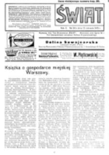Świat : pismo tygodniowe ilustrowane poświęcone życiu społecznemu, literaturze i sztuce. R. 10 (1915), nr 24 (12 czerwca)