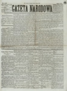 Gazeta Narodowa. R. 15 (1876), nr 102 (4 maja)