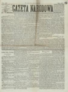 Gazeta Narodowa. R. 15 (1876), nr 107 (10 maja)