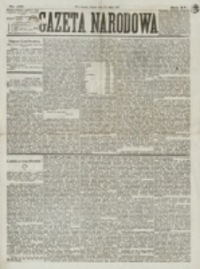 Gazeta Narodowa. R. 15 (1876), nr 109 (12 maja)