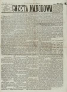 Gazeta Narodowa. R. 15 (1876), nr 108 (11 maja)