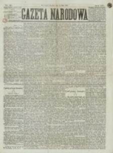 Gazeta Narodowa. R. 15 (1876), nr 111 (14 maja)