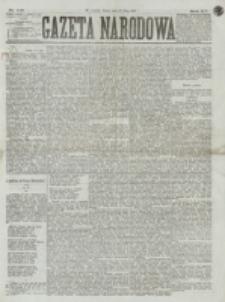 Gazeta Narodowa. R. 15 (1876), nr 116 (20 maja)