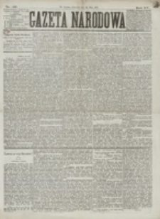 Gazeta Narodowa. R. 15 (1876), nr 120 (25 maja)