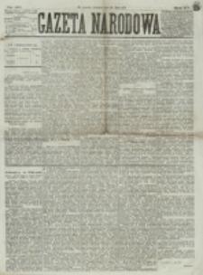 Gazeta Narodowa. R. 15 (1876), nr 122 (28 maja)