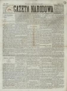 Gazeta Narodowa. R. 15 (1876), nr 193 (24 sierpnia)