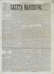 Gazeta Narodowa. R. 15 (1876), nr 196 (27 sierpnia)