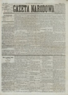 Gazeta Narodowa. R. 15 (1876), nr 195 (26 sierpnia)