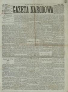Gazeta Narodowa. R. 15 (1876), nr 199 (31 sierpnia)