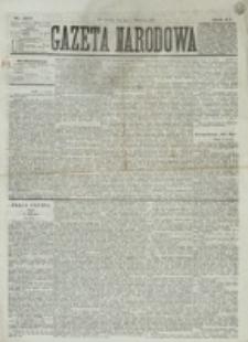 Gazeta Narodowa. R. 15 (1876), nr 200 (1 września)