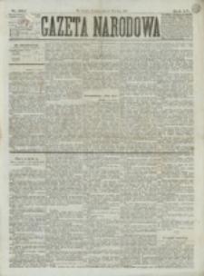Gazeta Narodowa. R. 15 (1876), nr 202 (3 września)