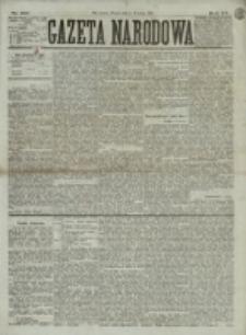 Gazeta Narodowa. R. 15 (1876), nr 203 (5 września)