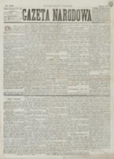 Gazeta Narodowa. R. 15 (1876), nr 209 (13 września)