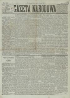 Gazeta Narodowa. R. 15 (1876), nr 206 (8 września)
