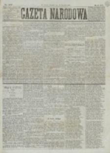 Gazeta Narodowa. R. 15 (1876), nr 207 (10 września)