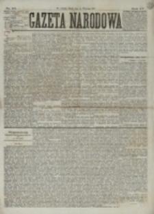 Gazeta Narodowa. R. 15 (1876), nr 211 (15 września)