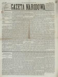Gazeta Narodowa. R. 15 (1876), nr 215 (20 września)