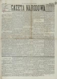 Gazeta Narodowa. R. 15 (1876), nr 218 (23 września)