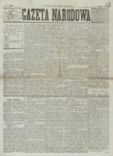 Gazeta Narodowa. R. 15 (1876), nr 220 (26 września)