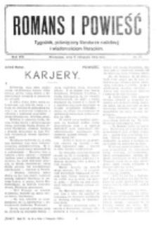 Romans i Powieść. R. 8, nr 45 (4 listopada 1916)