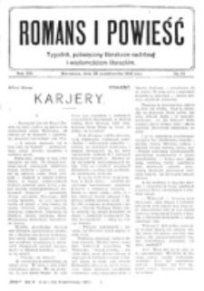 Romans i Powieść. R. 8, nr 44 (28 października 1916)