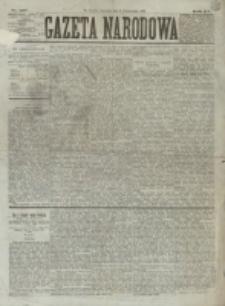 Gazeta Narodowa. R. 15 (1876), nr 227 (5 października)