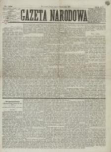 Gazeta Narodowa. R. 15 (1876), nr 228 (6 października)