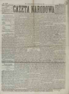 Gazeta Narodowa. R. 15 (1876), nr 230 (października)