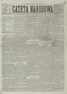 Gazeta Narodowa. R. 15 (1876), nr 232 (11 października)