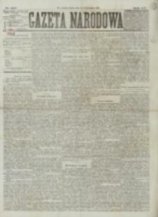 Gazeta Narodowa. R. 15 (1876), nr 235 (14 października)