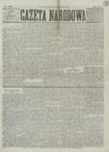 Gazeta Narodowa. R. 15 (1876), nr 236 (15 października)