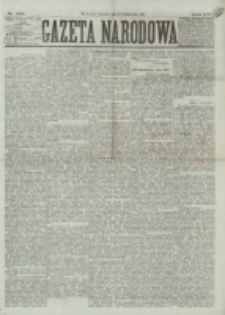 Gazeta Narodowa. R. 15 (1876), nr 239 (19 października)