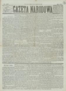 Gazeta Narodowa. R. 15 (1876), nr 246 (27 października)