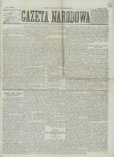 Gazeta Narodowa. R. 15 (1876), nr 249 (31 października)