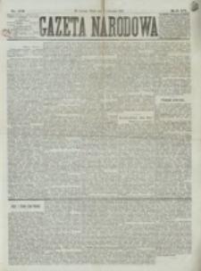 Gazeta Narodowa. R. 15 (1876), nr 251 (3 listopada)