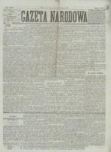 Gazeta Narodowa. R. 15 (1876), nr 252 (4 listopada)