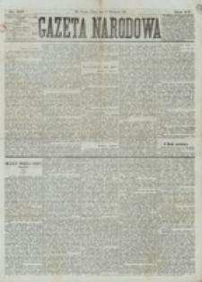 Gazeta Narodowa. R. 15 (1876), nr 257 (10 listopada)