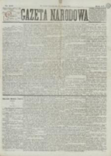 Gazeta Narodowa. R. 15 (1876), nr 259 (12 listopada)